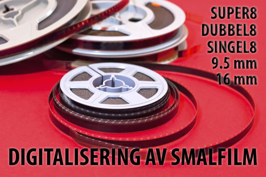 Digitalisering av Smalfilm