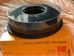 Slide Tray Kodak Carousel 80 - Art nr 63221 / CAT 700 1266